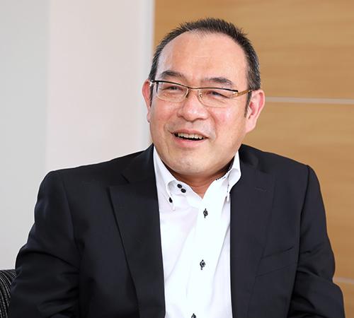 機械・装置営業部 部長 吉原岳彦(Yoshihara Takehiko)