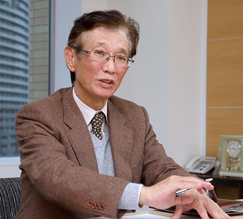 プレシジョンパーツ営業本部 営業企画部長 豊永昭彦(Toyonaga Akihiko)